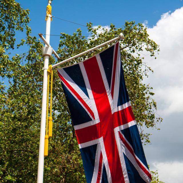"""""""Union Flag"""" stock image"""