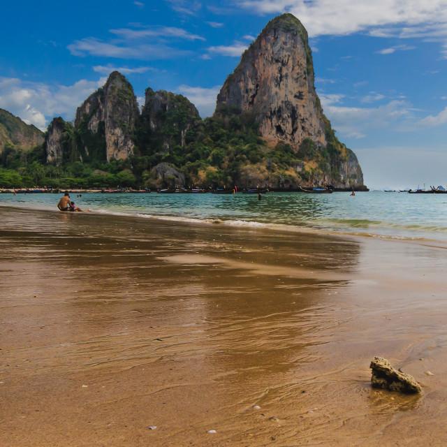 """Thai beach"" stock image"