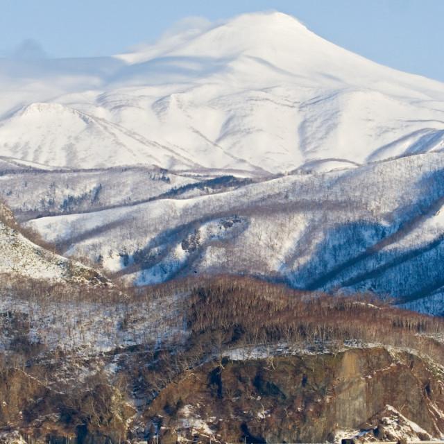 """""""Hokkaido"""" stock image"""