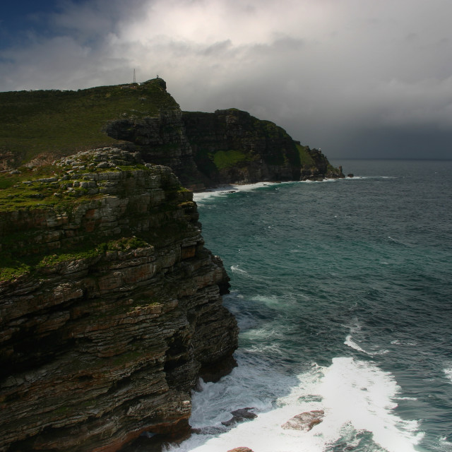 """""""Cape of Good Hope"""" stock image"""
