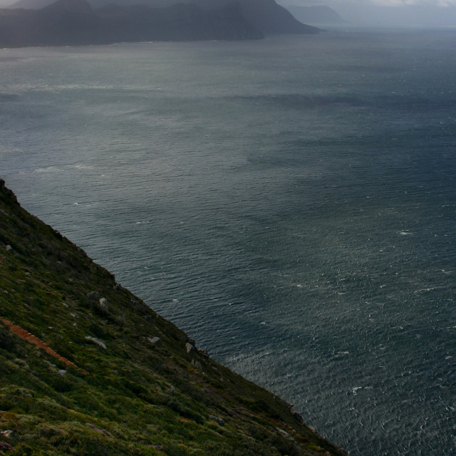 """""""Cape Point"""" stock image"""