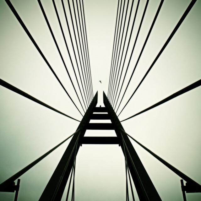 """Marianský most"" stock image"