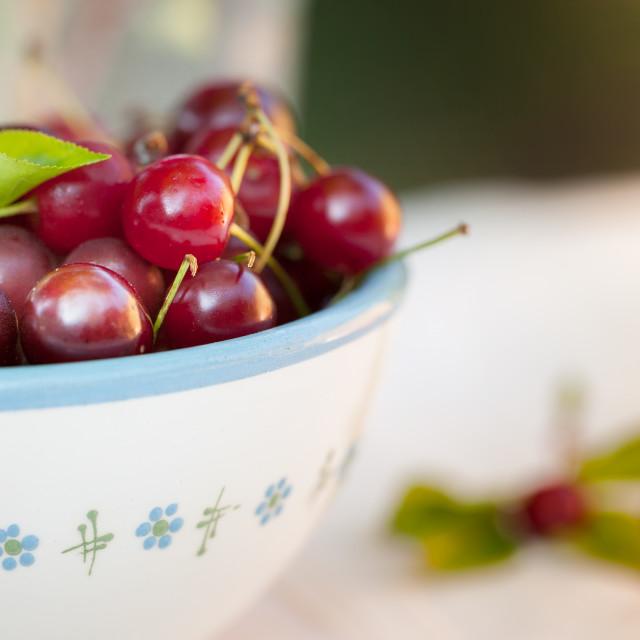 """Smiling fruits"" stock image"