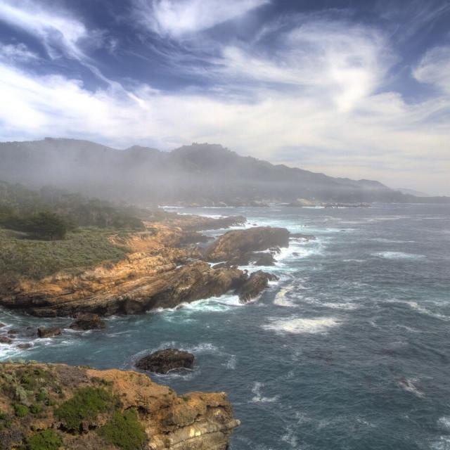 """""""Point Lobos"""" stock image"""