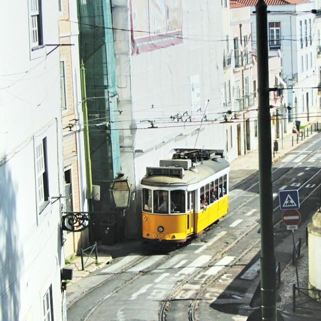 """Urban Transportation"" stock image"