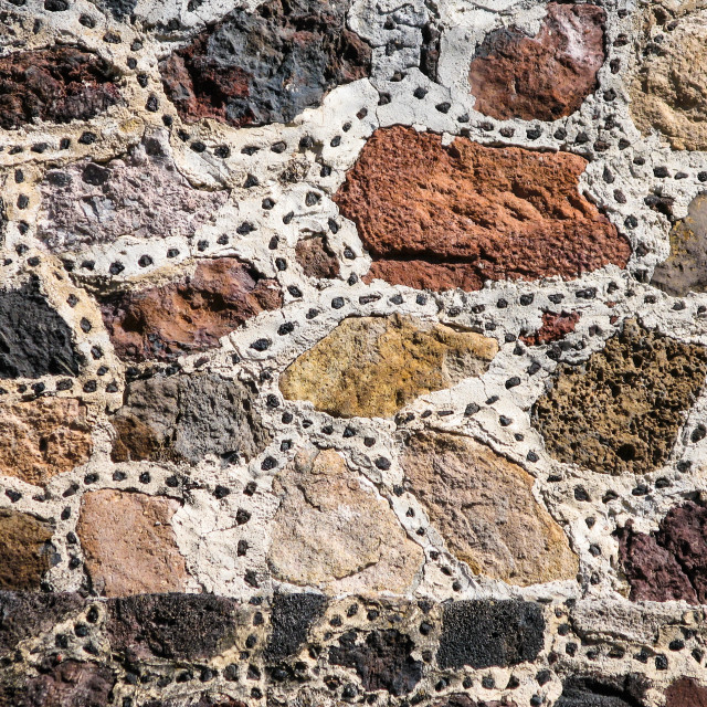 """Abstract Stonewall"" stock image"