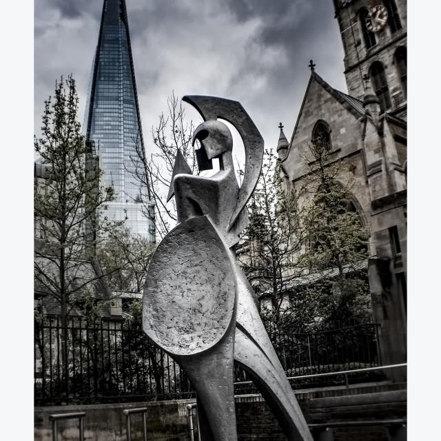 """Centurion Southwark"" stock image"