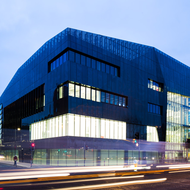 """National Graphene Institute"" stock image"