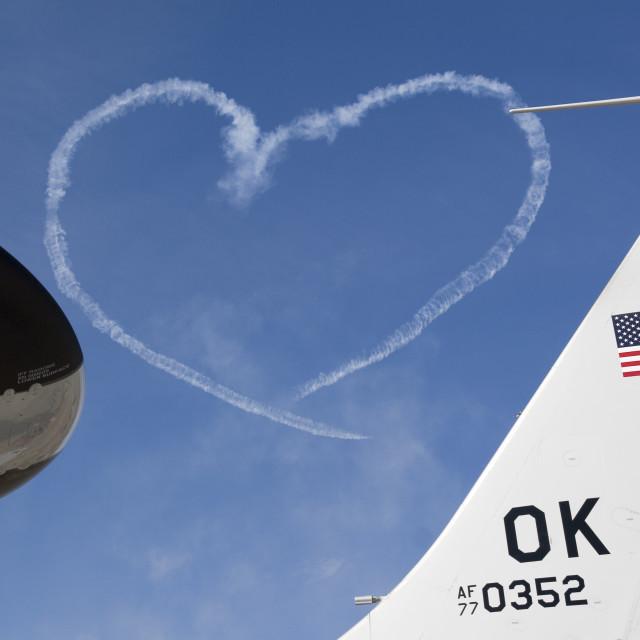 """""""Airpower Arkansas 2006 AR USA"""" stock image"""