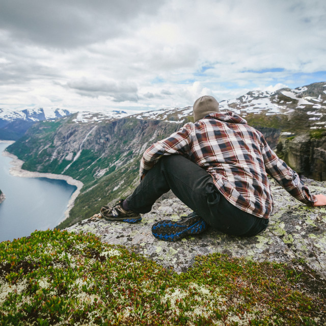 """Norway"" stock image"