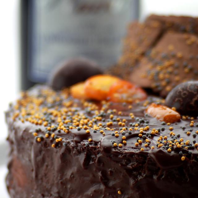 """Cake"" stock image"
