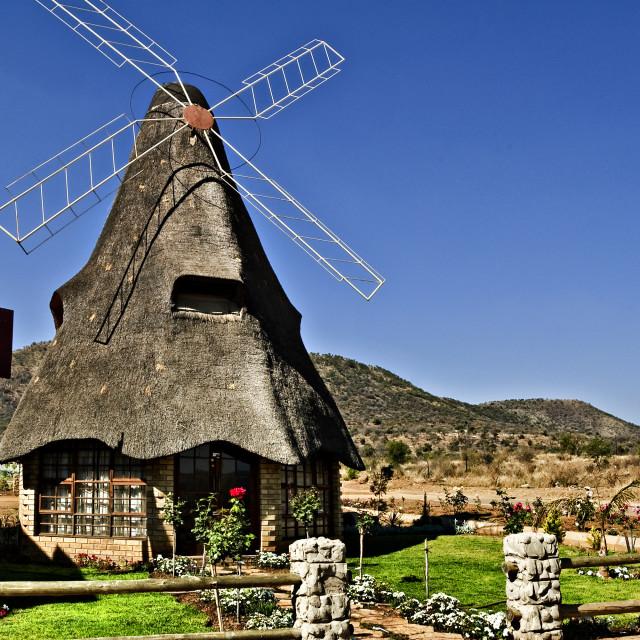 """DSC_4920- Windmill"" stock image"