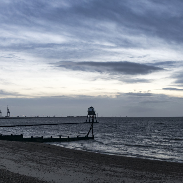 """Harwich Essex Coast"" stock image"