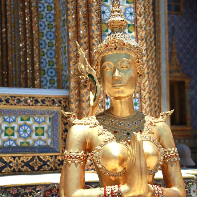 """Thai Temple"" stock image"