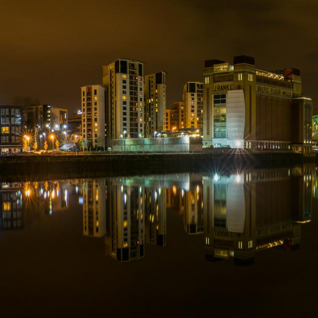 """""""Gateshead Quayside"""" stock image"""