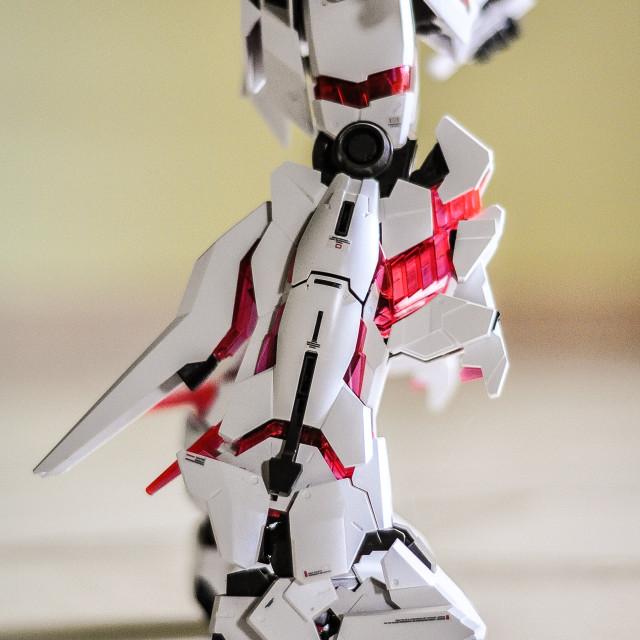 """""""Gundam"""" stock image"""