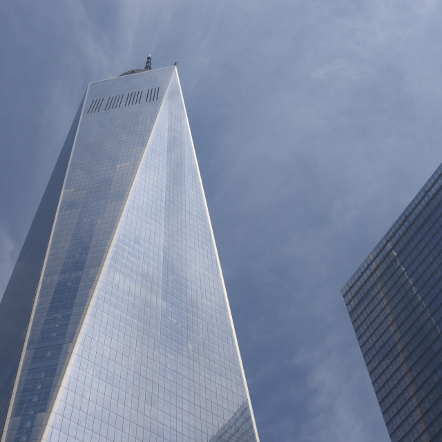 """Four World Trade Centre"" stock image"