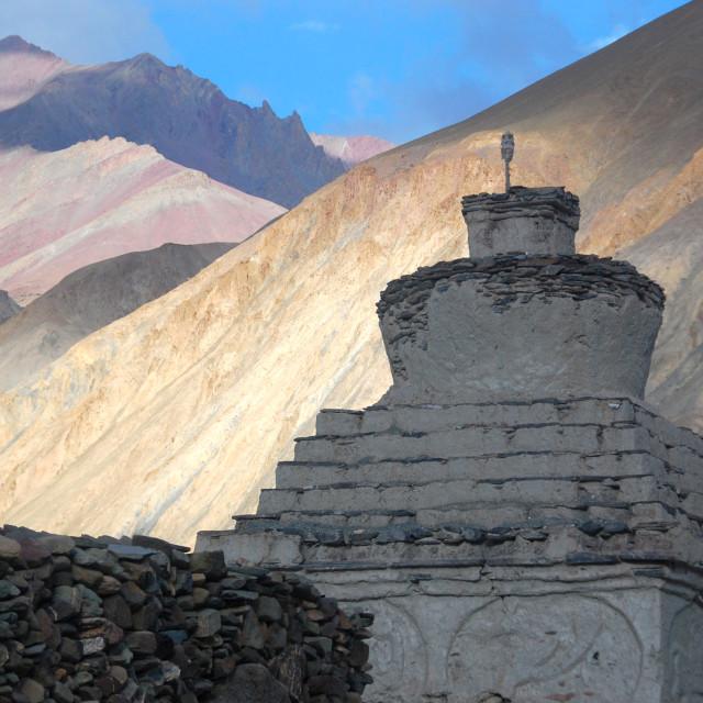 """""""Stupa"""" stock image"""