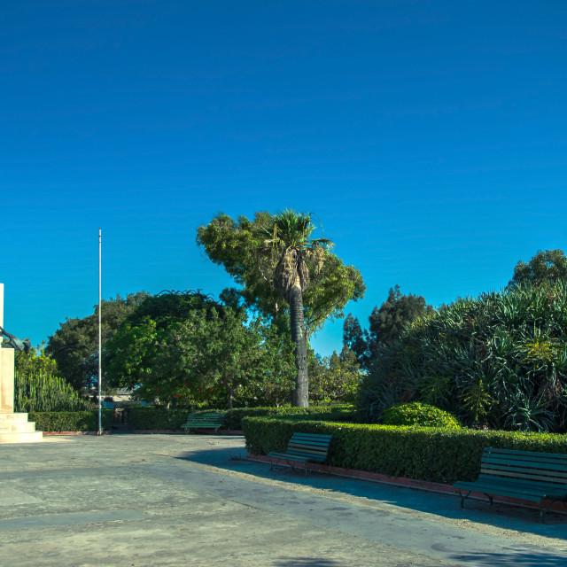 """ANZAC Memorial"" stock image"