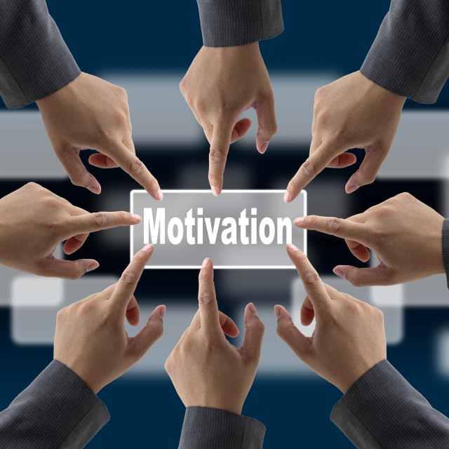 """diverse business motivation"" stock image"