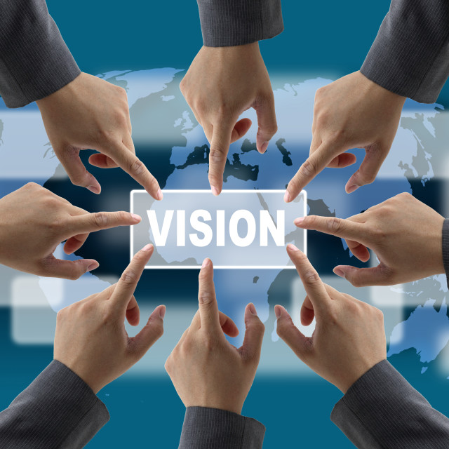 """diverse business world vision"" stock image"