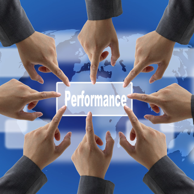 """Performance Audit Team"" stock image"