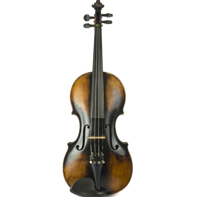 """Violin 1"" stock image"