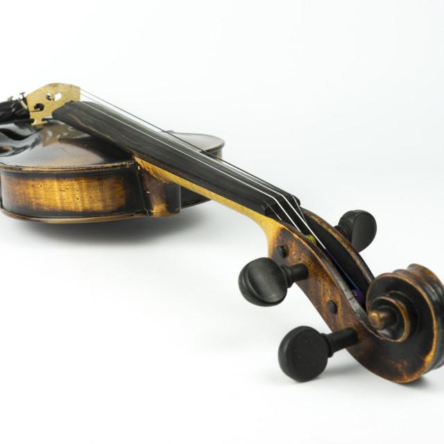 """Violin 3"" stock image"