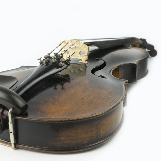 """Violin 2"" stock image"