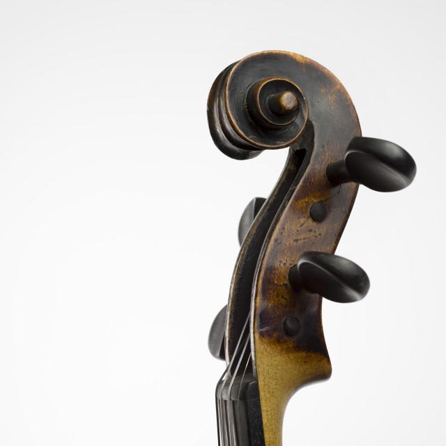 """Violin 8"" stock image"