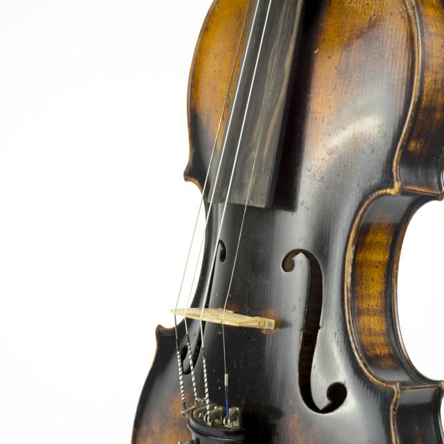 """Violin 7"" stock image"