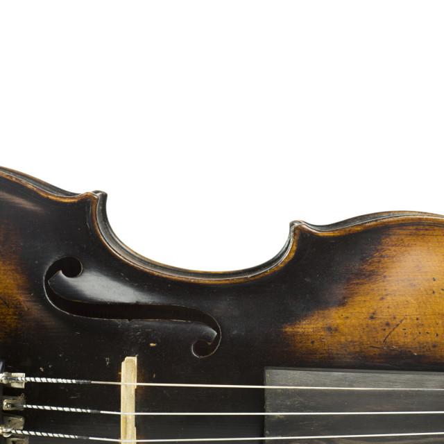"""Violin 9"" stock image"