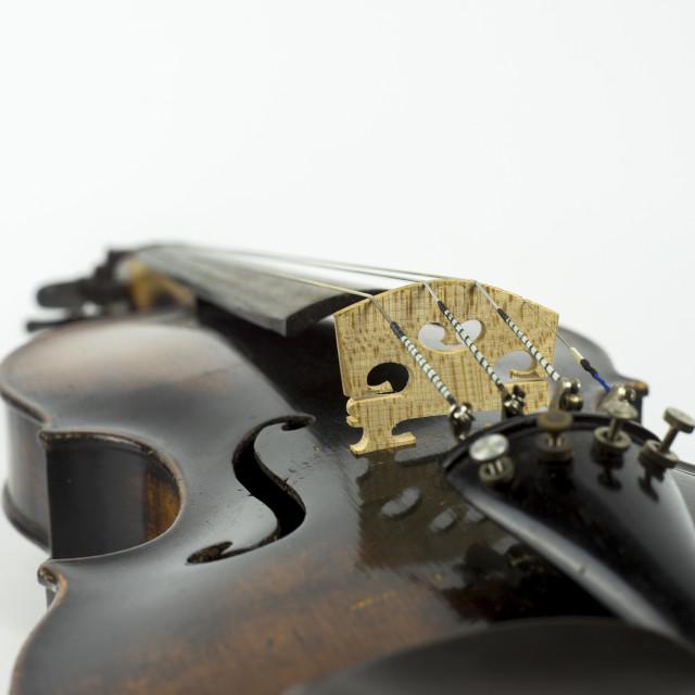 """Violin 10"" stock image"