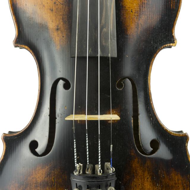 """Violin 4"" stock image"