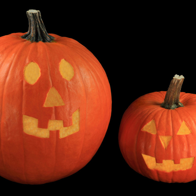 """Symbols of Halloween holiday Decoration"" stock image"