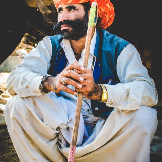 """""""Rajasthani"""" stock image"""
