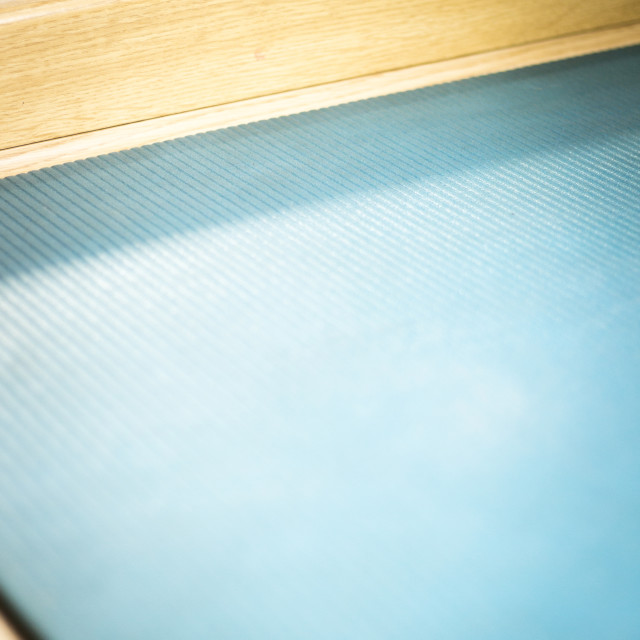 """Yoga pilates mat in gym"" stock image"