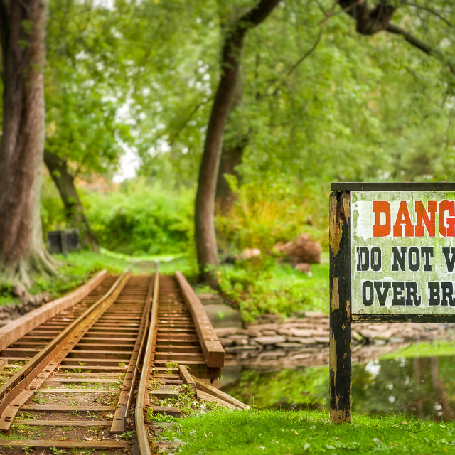 Danger Bridge