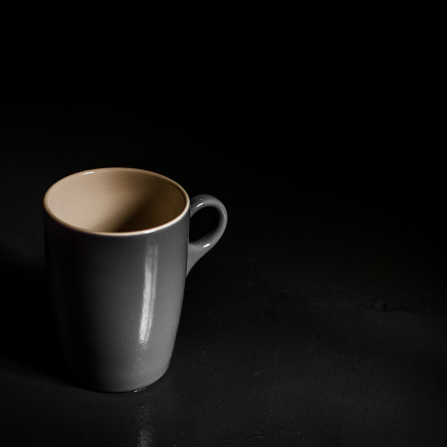 """Coffee cup"" stock image"