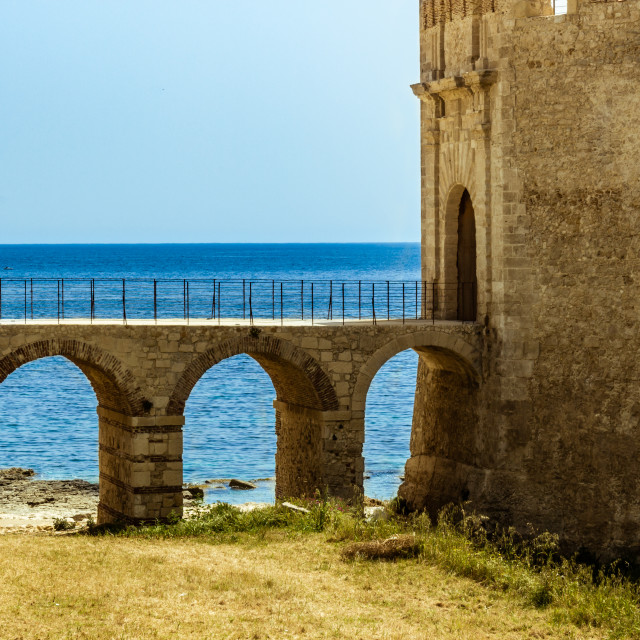 """Siracusa in Sicily"" stock image"