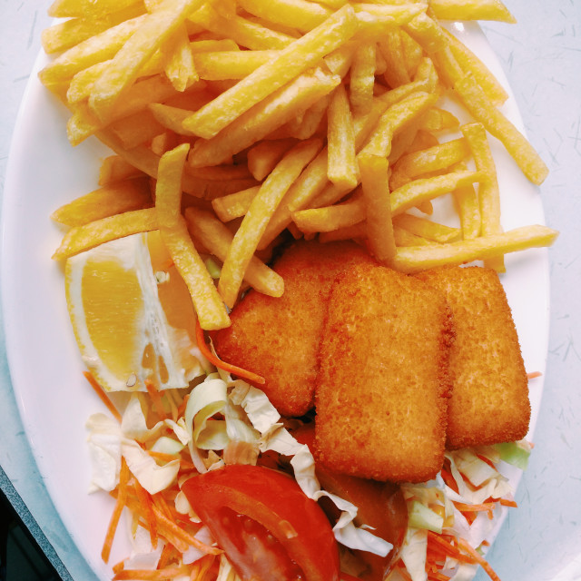 """""""Cheese Croquettes"""" stock image"""