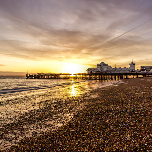 """Southsea"" stock image"