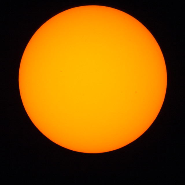 """The Sun"" stock image"