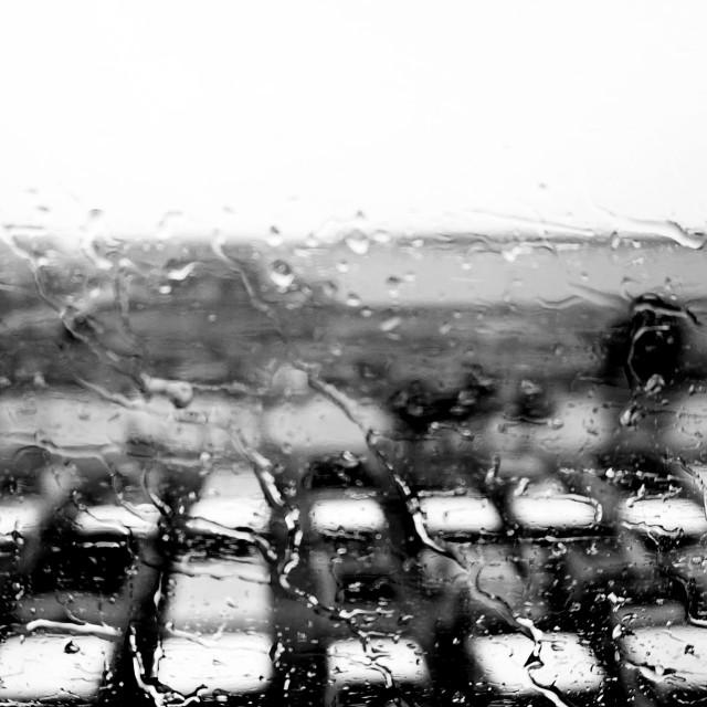 """Gloomy Sunday Afternoon"" stock image"