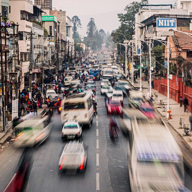 """""""Kathmandu"""" stock image"""