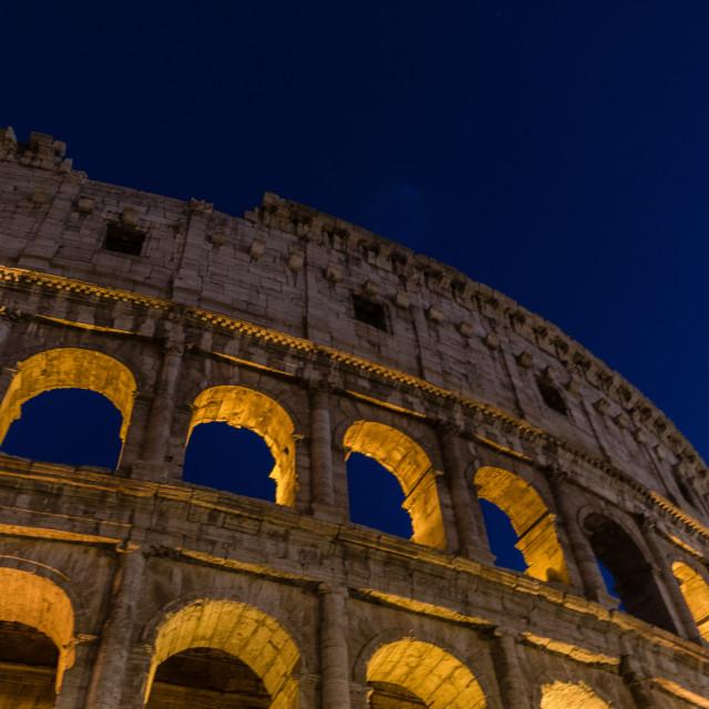 """Colosseum Rome"" stock image"