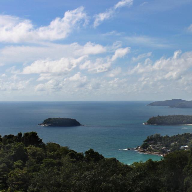 """""""Phuket Landscape"""" stock image"""