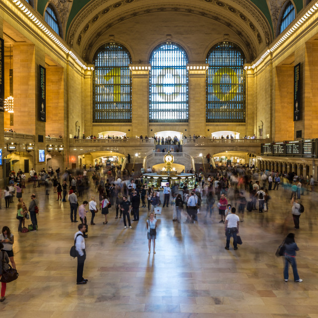 """Grand Central Station"" stock image"