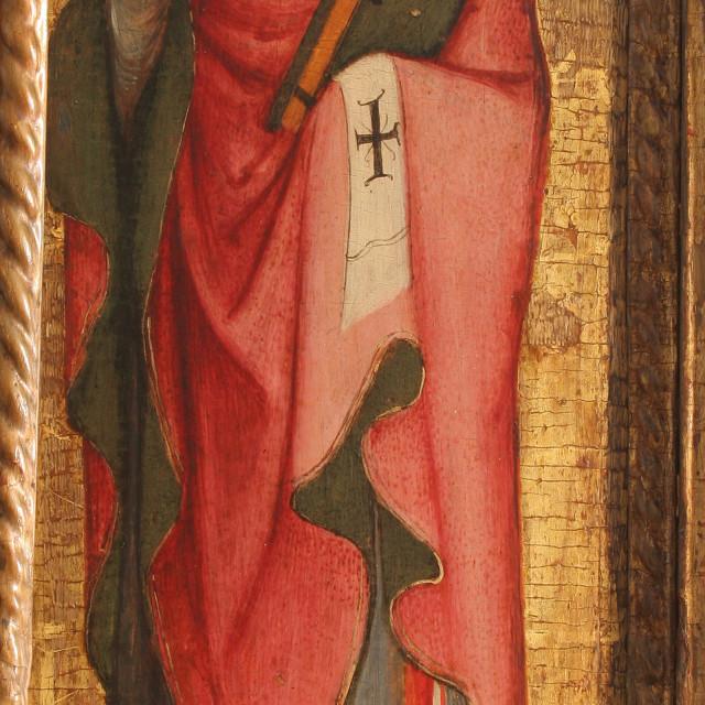 """St.Mark the Evangelist"" stock image"