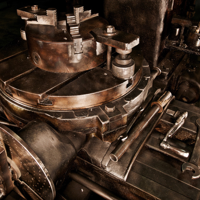 """""""officina 23"""" stock image"""